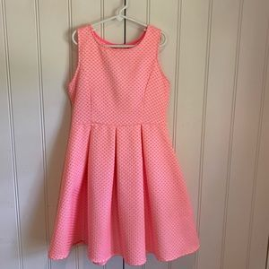 Poppies and Roses Girls Dress size 10- Cute!